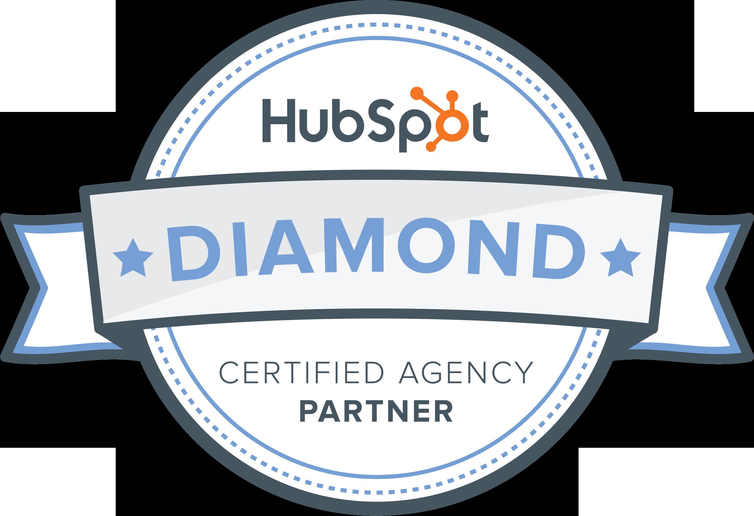 2018 Diamond HubSpot Badge-1