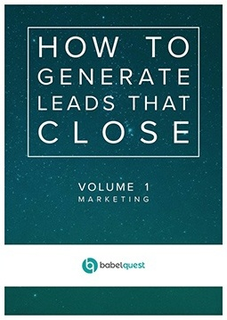 How to generate leads that close