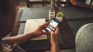 b2b instagram inbound marketing strategy