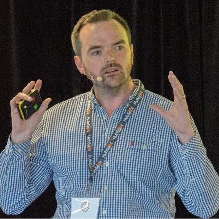 Eric Murphy marketing and sales speaker