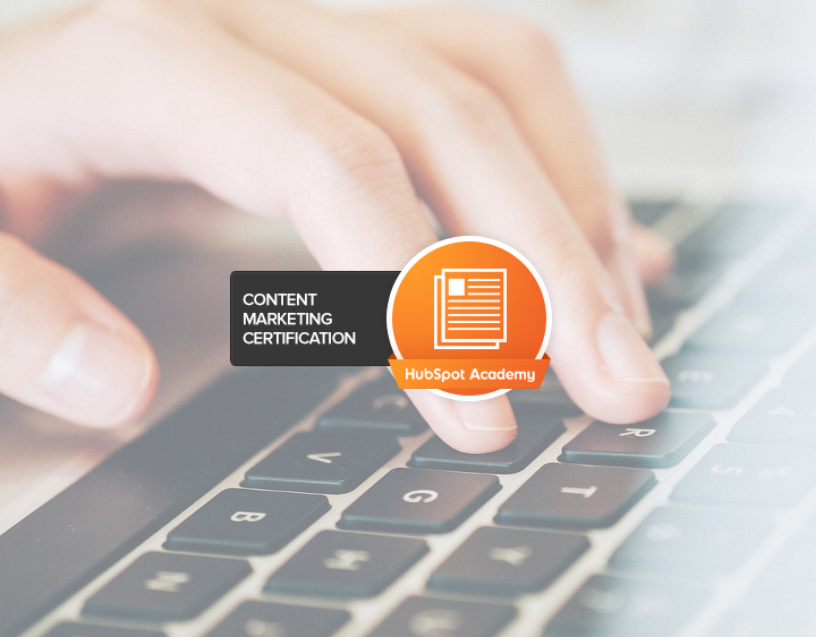 HubSpot Content Marketing Certification (1)
