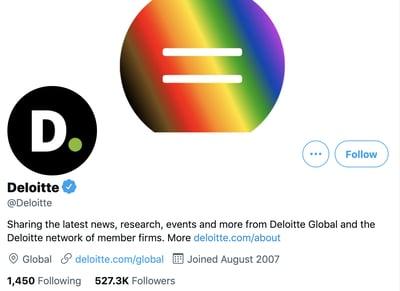 Deloitte on Twitter