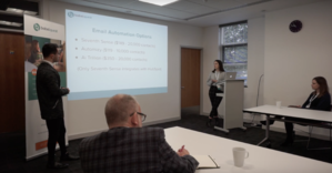 Removing Friction with Automation at the November HUG