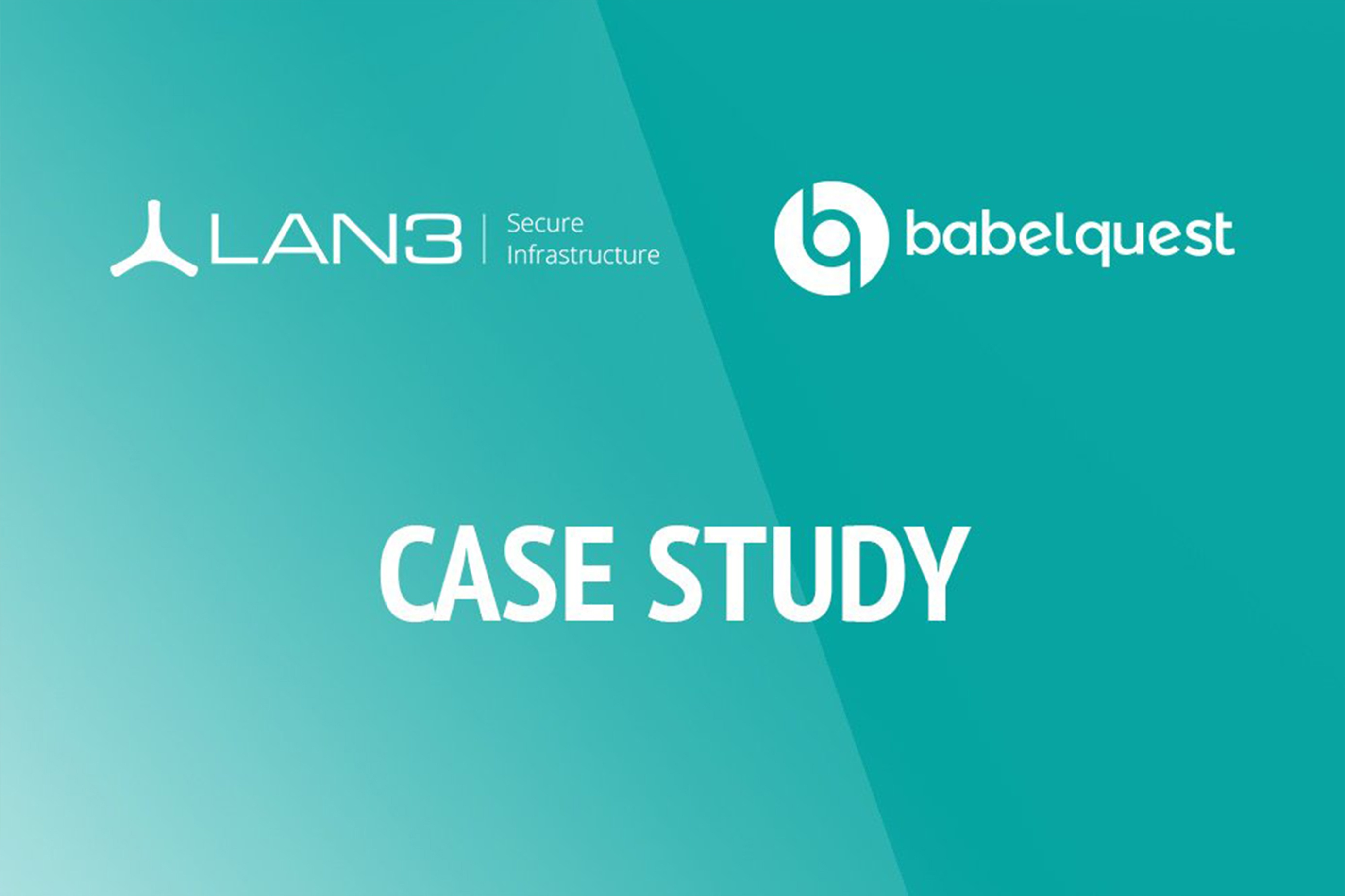 Case Study: International Grand Prize Winner for Sales Enablement with LAN3