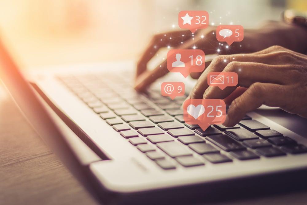 Optimising social media